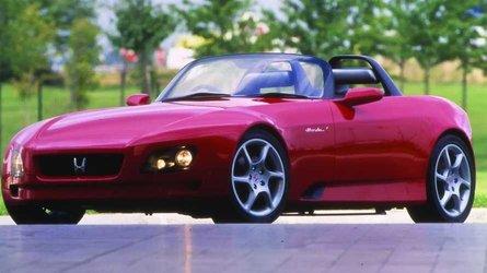 1995 Honda SSM: Concept We Forgot