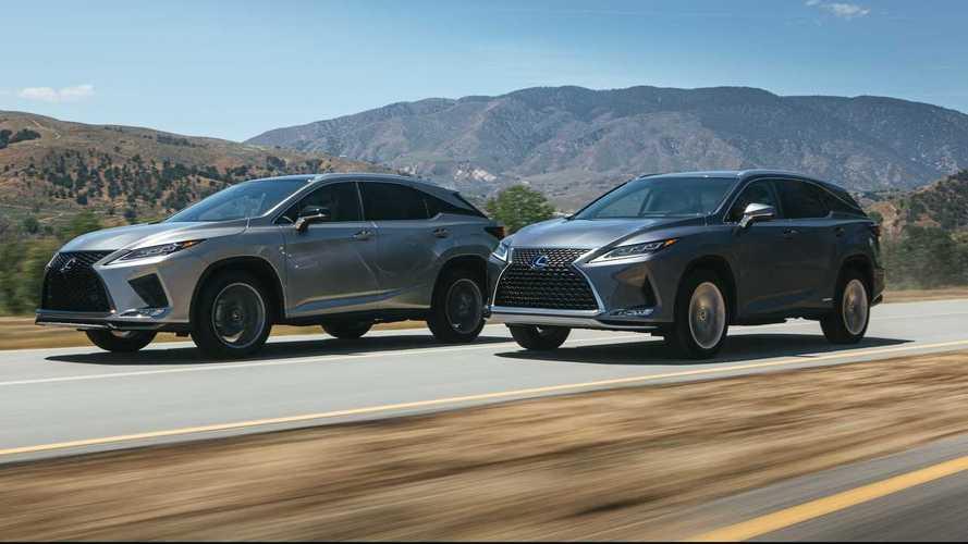 2019 Lexus RX ve RX L makyajlandı
