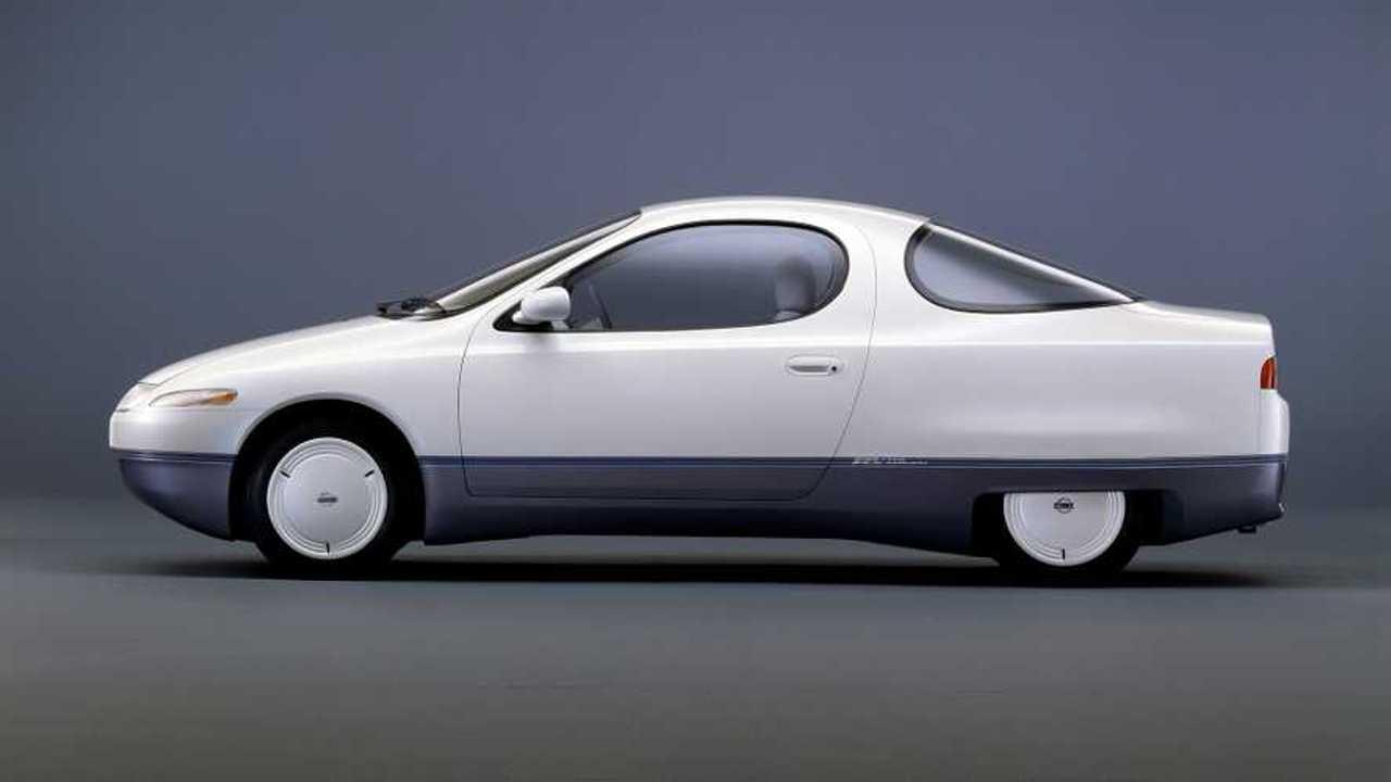 Concept we Forgot - Nissan FEV