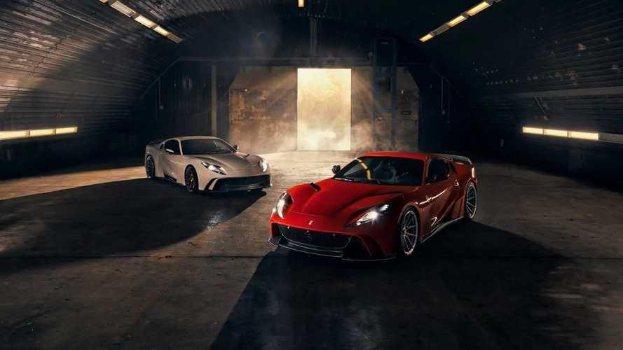 Ferrari 812 Superfast - Novitec
