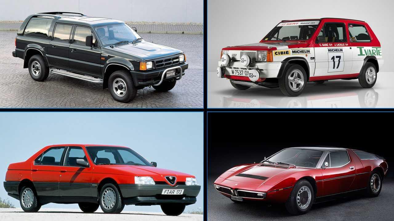 Masaico coches mismo nombre