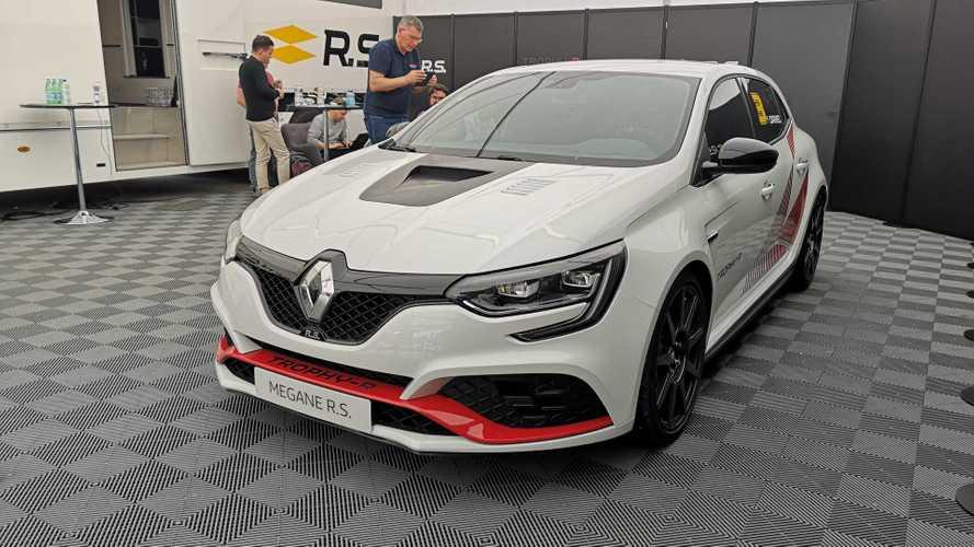Renault Mégane R.S. Trophy-R - Nous l'avons approchée à Monaco (Partie 2)
