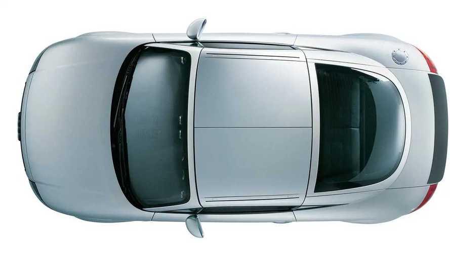 2001 Audi TT Open Sky Concept