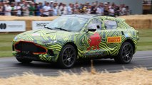 aston martin dbx important ever