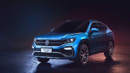 Volkswagen SUV Coupé Concept é proposta para novos ricos da China