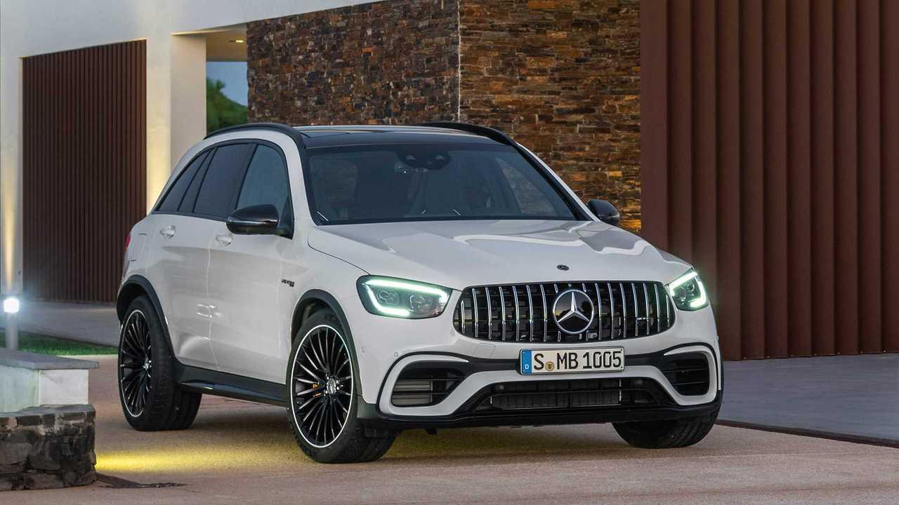 Mercedes-AMG GLC 63 (2019)