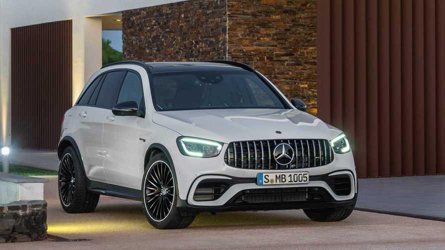 Mercedes-AMG GLC 63 (2019) - L'heure du restylage a sonné