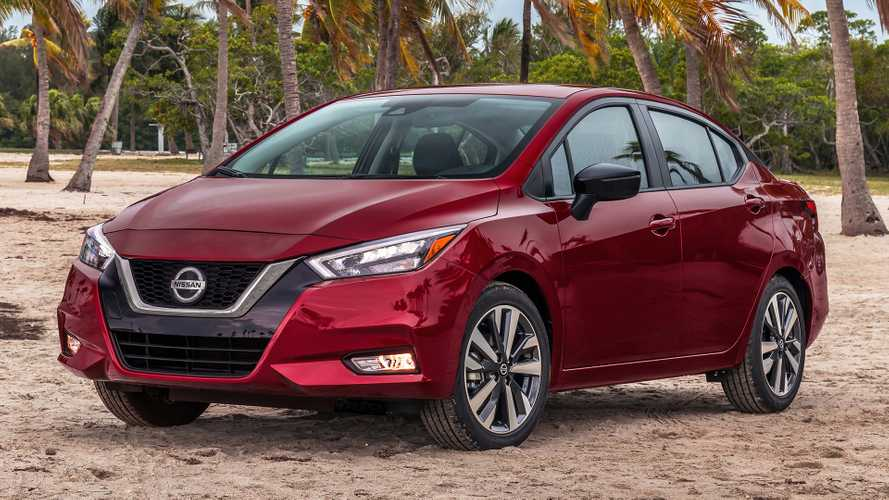 2020 Nissan Versa Debuts with Better Looks, More Safety Tech