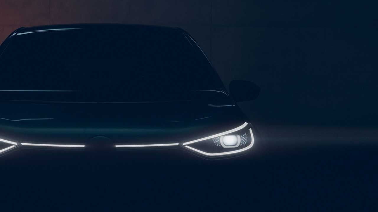 More Volkswagen I.D. Teasers Surface Ahead Of Reveal