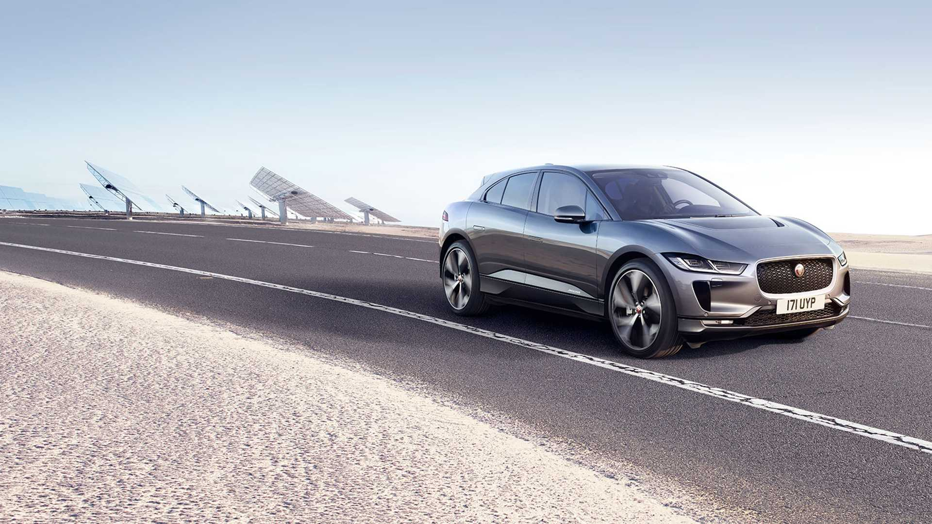 2019 Jaguar I-Pace Review - Not Better Than a Tesla? Video
