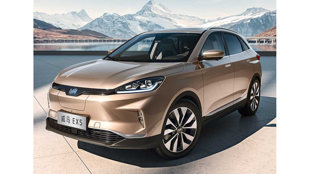 EV Startup WM Motors Reports Strong Q1 Electric Car Sales