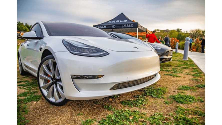 Tesla Drivers Club Sets Records, Raises Funds At