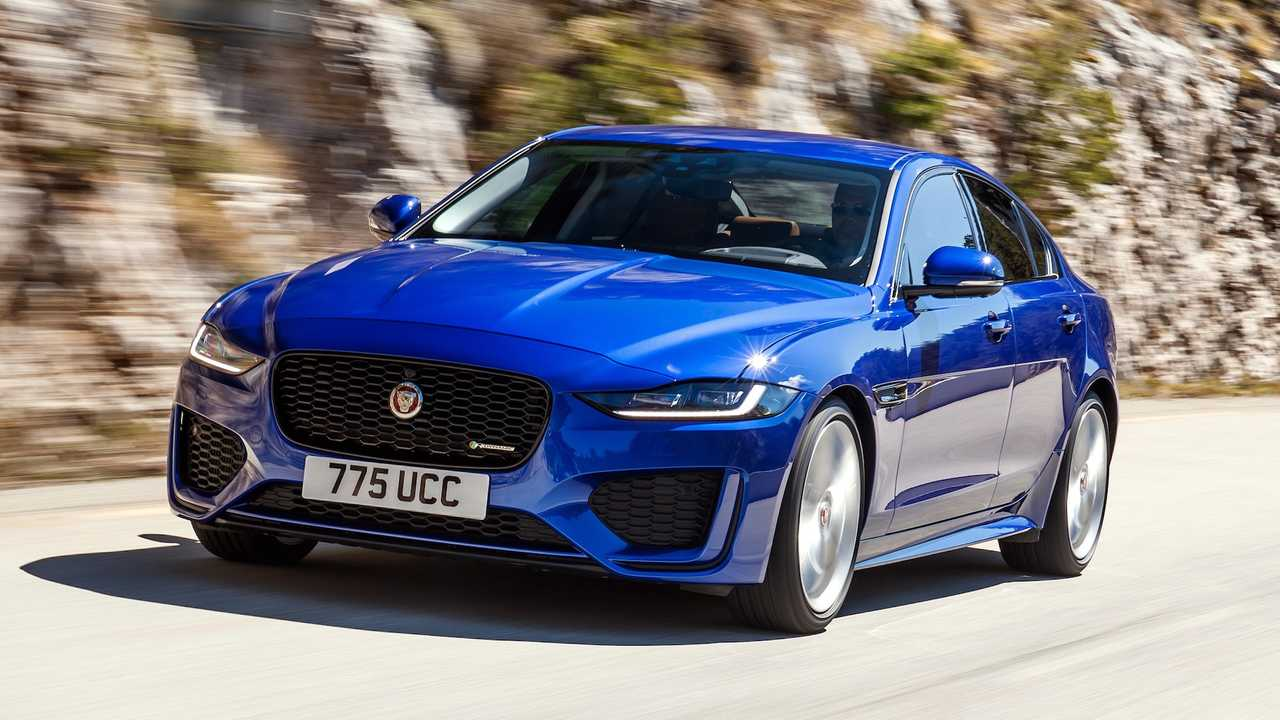 2020 jaguar xe first drive  more is more