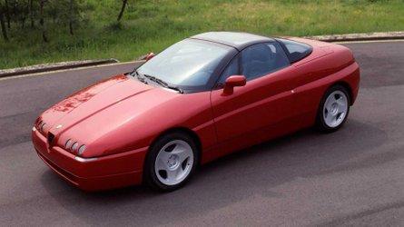 Alfa Romeo 164 Protèo, coupé o cabrio raffinata