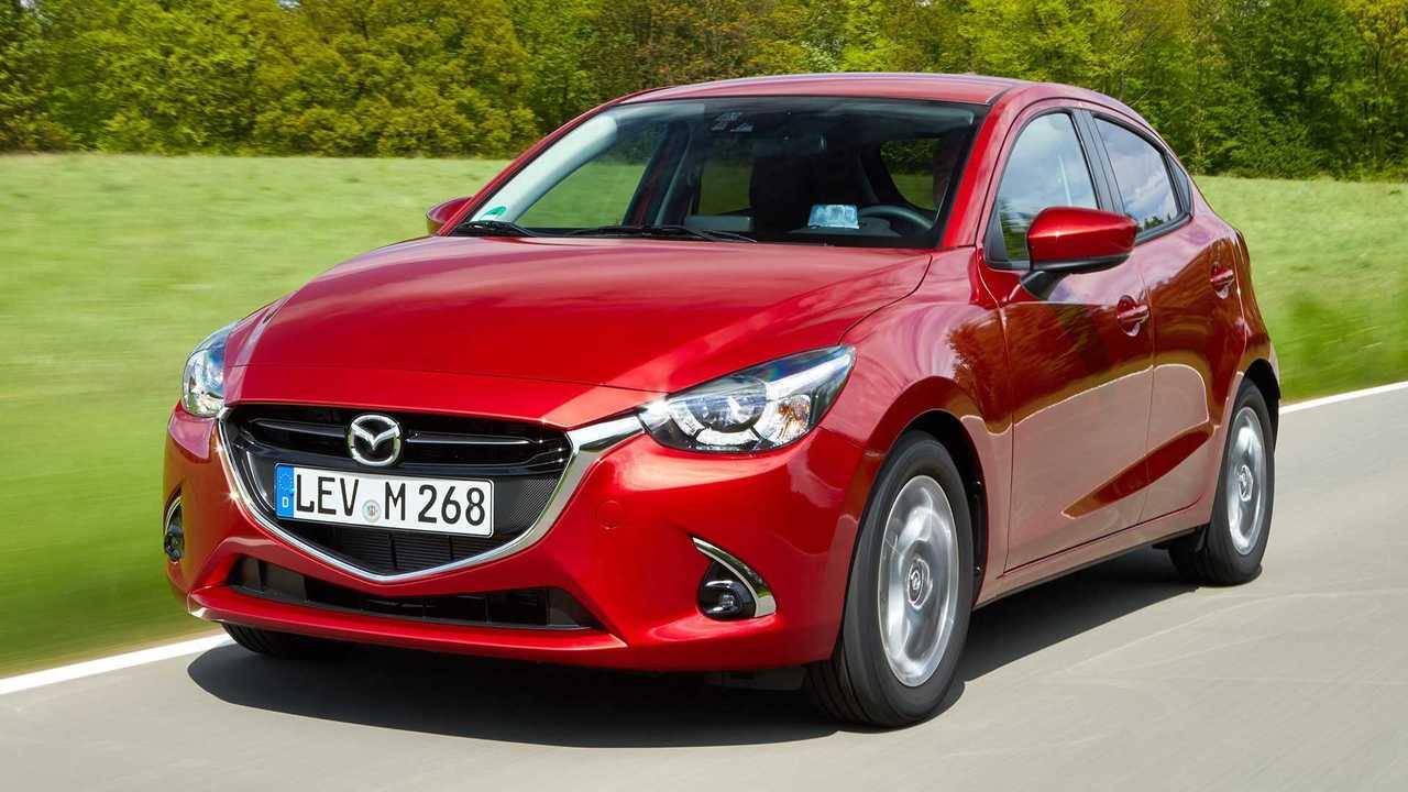 Mazda2 : Sans turbo