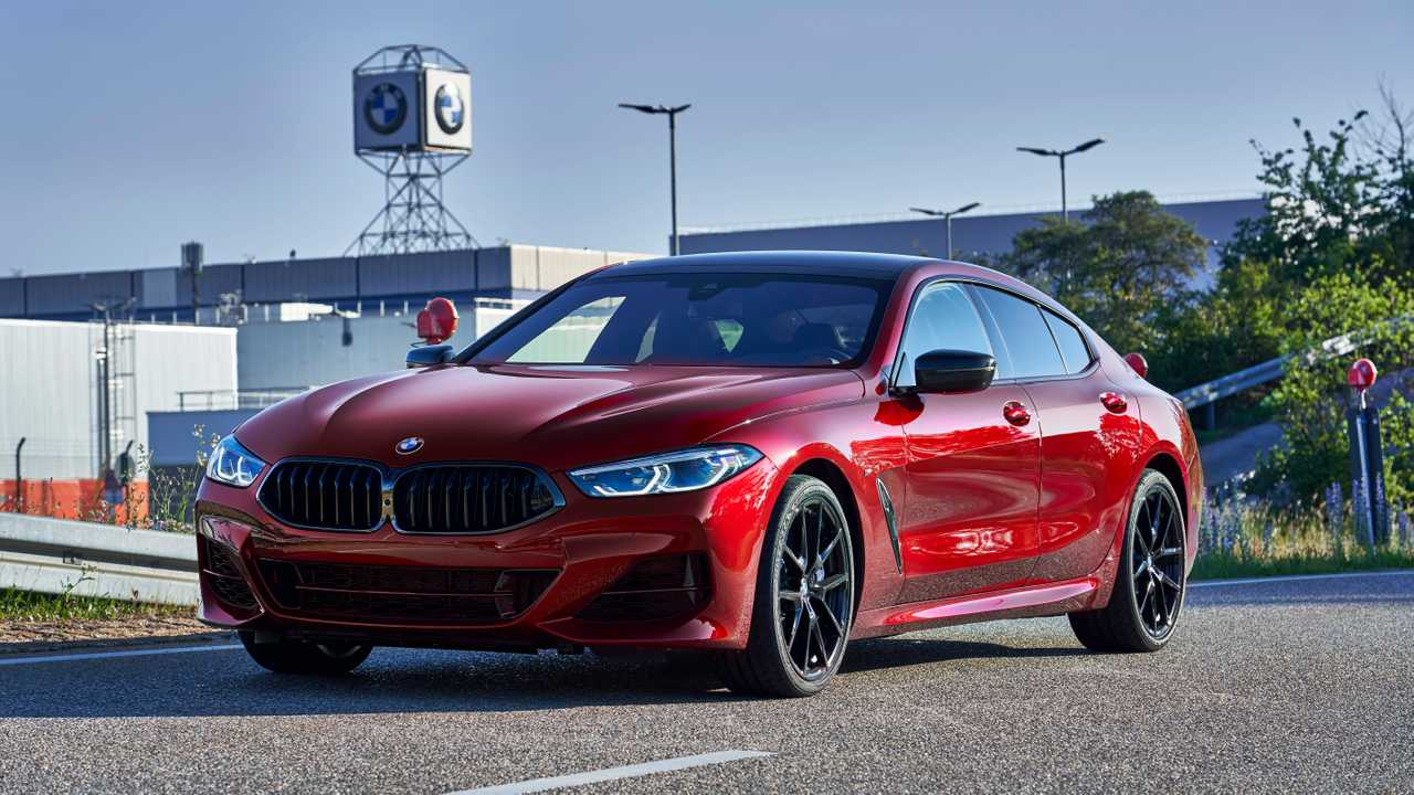BMW 8 Series Gran Coupe Enters Production Looking Mighty Fine