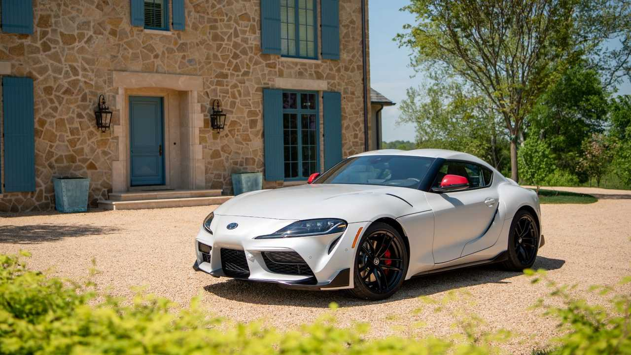 Toyota Supra Hits 60 In 3 8 Seconds Says New Test