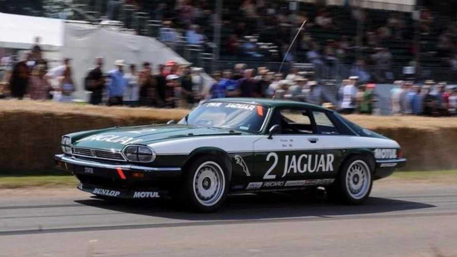 "[""Tom Walkinshaw Jaguar XJ-S""]"