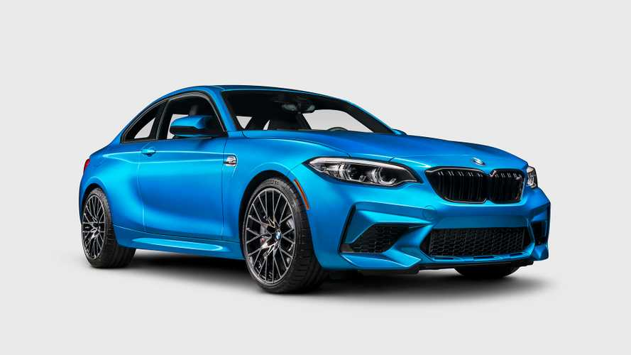 BMW Individual Paint For M2 Competition Costs Civic Si Money