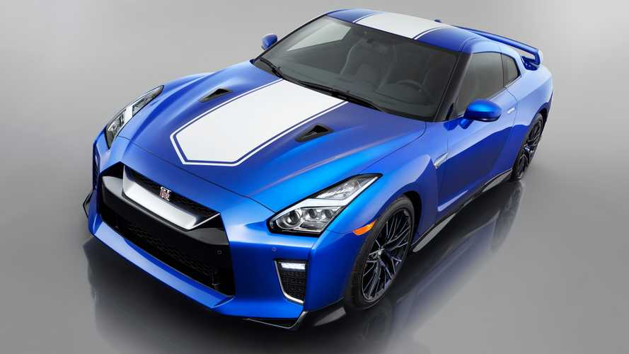 2020 Nissan GT-R 50th Anniversary Edition revealed in New York