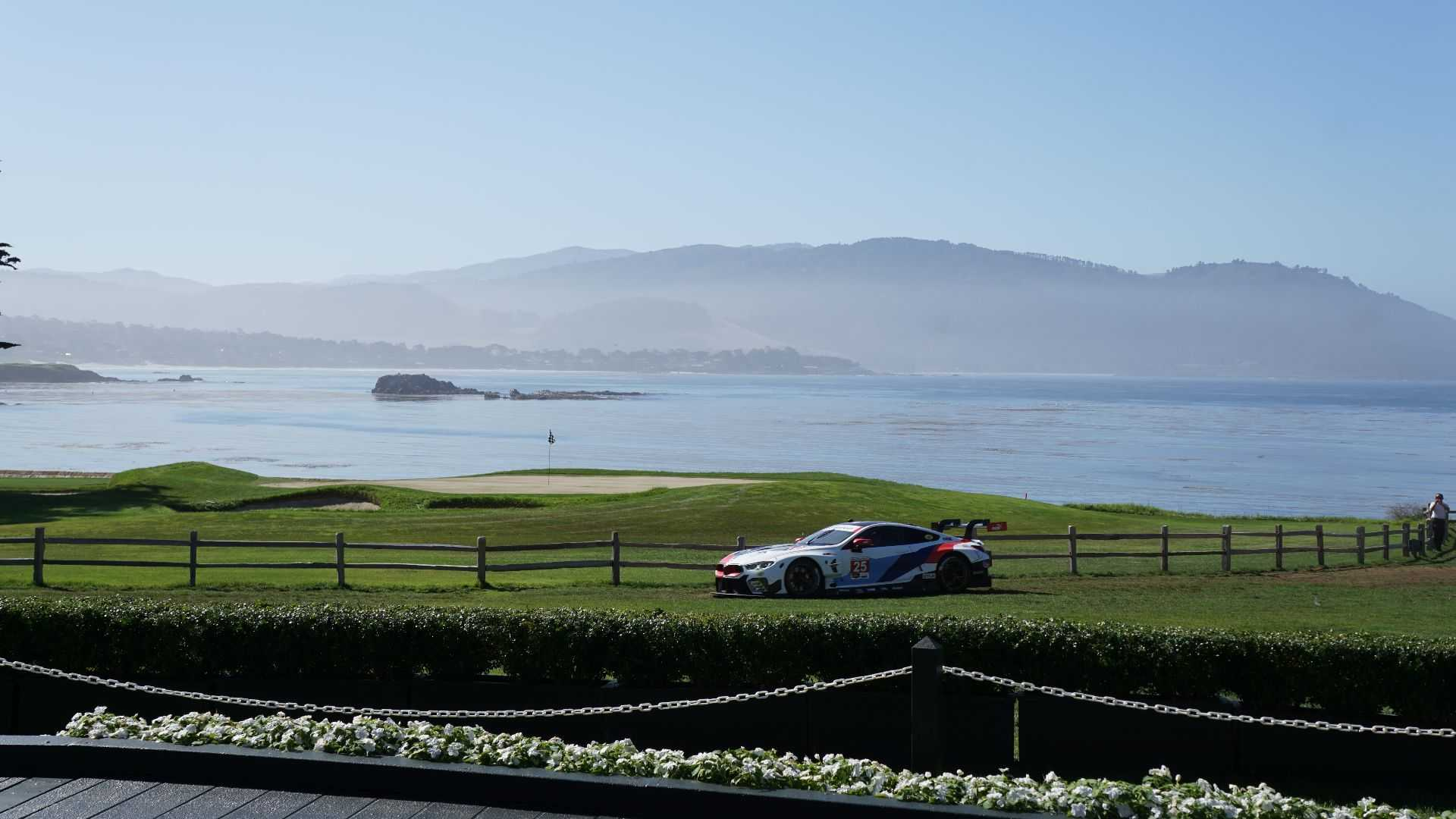 "[""Check Out The Sights At Monterey Car Week""]"