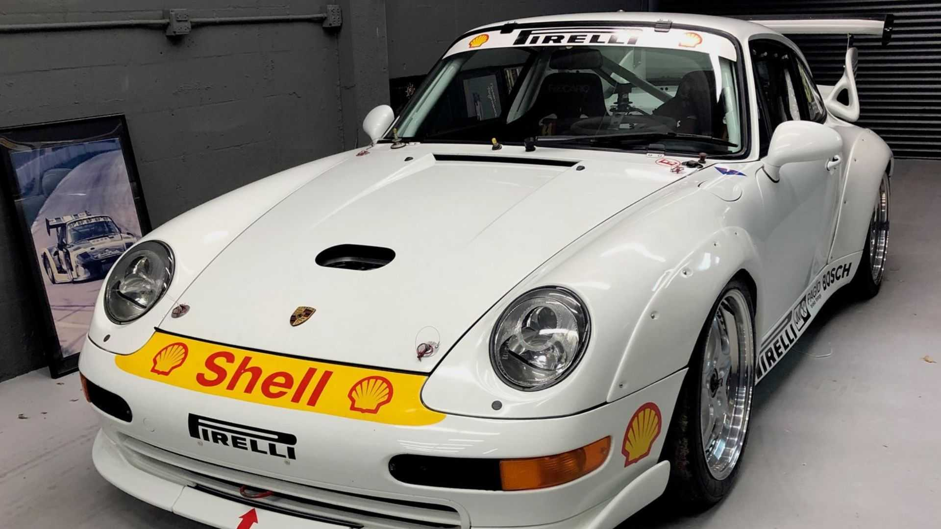 "[""Get A Cream Of The Crop 1997 Porsche 911 3.8 RSR""]"