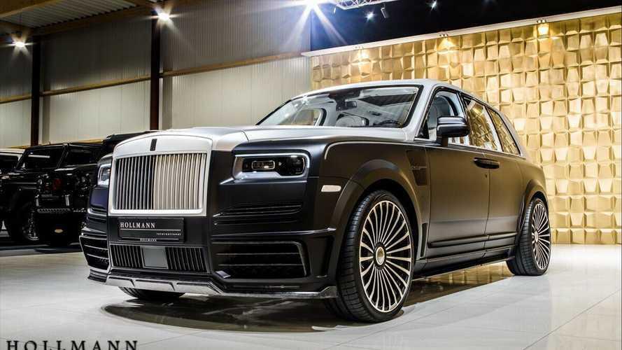 Több mint 200 millióért árulnak egy Rolls-Royce Cullinant