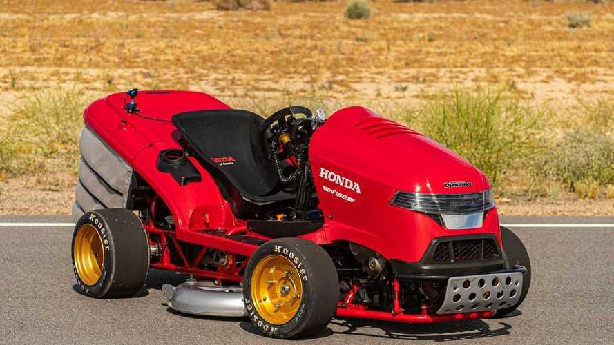 Honda Mean Mower V2: First Drive