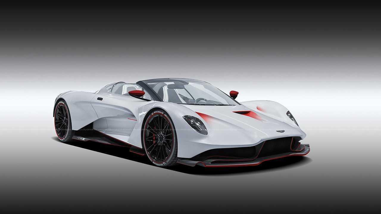Aston Martin Valhalla Volante