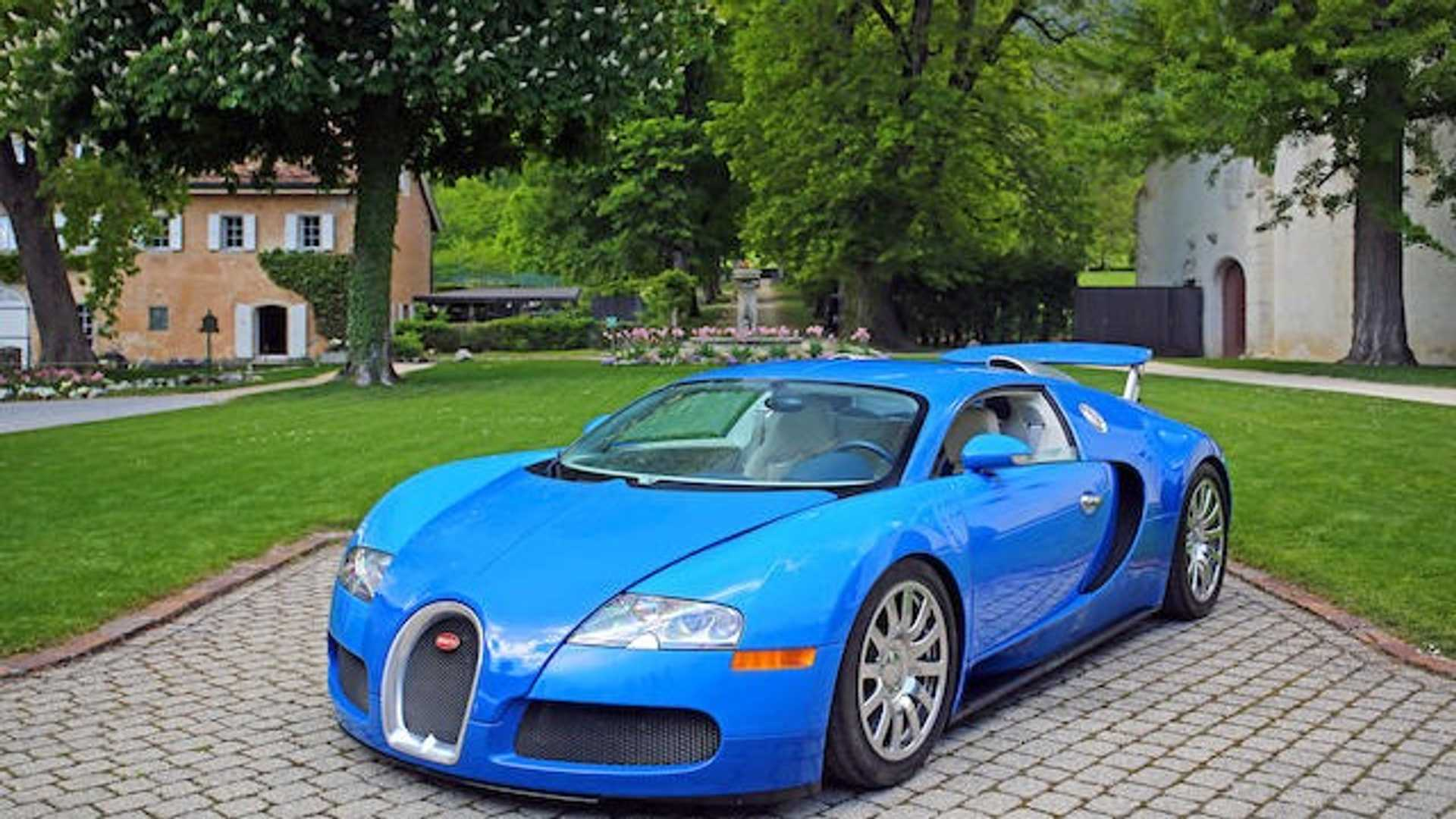 "[""Politician's $13 Million Supercar Collection Seized For Auction""]"