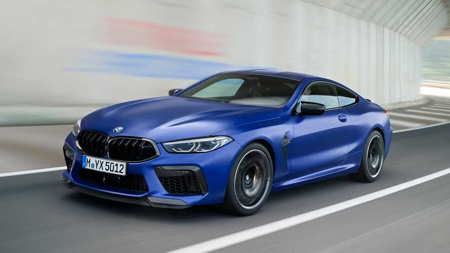 BMW M8 2019, irresistible exclusividad