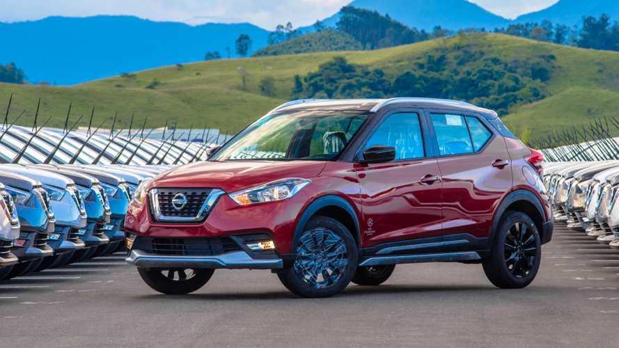 Nissan alcança 50 mil veículos exportados