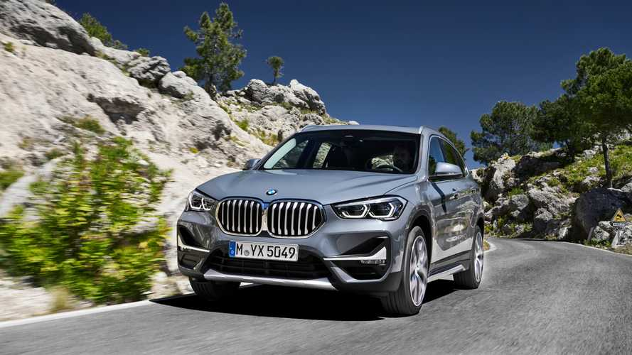 BMW X1 xDrive25e PHEV Coming In Spring 2020
