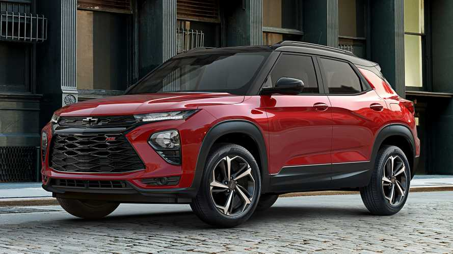 Chevrolet Trailblazer 2020 (EUA)