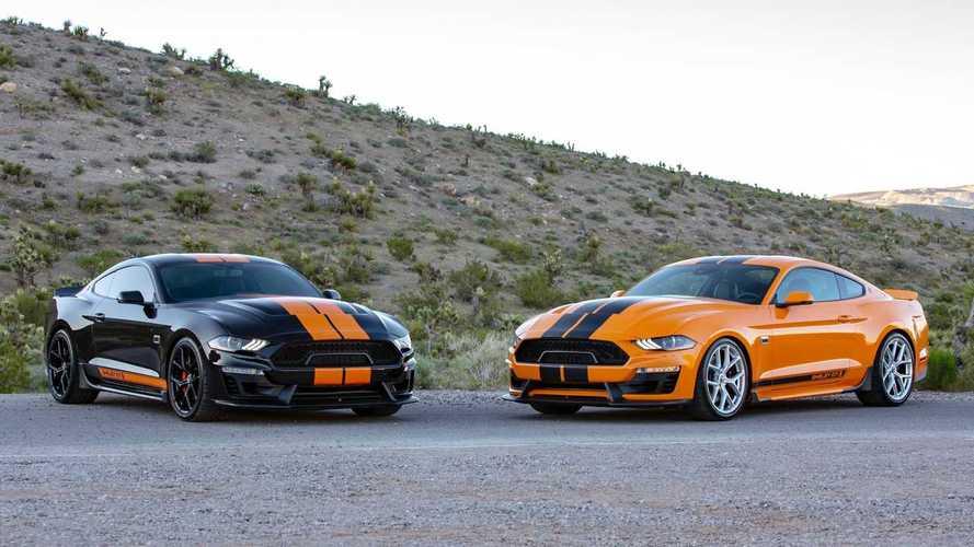 Shelby сделала особые GT-S Mustang для прокатной фирмы Sixt