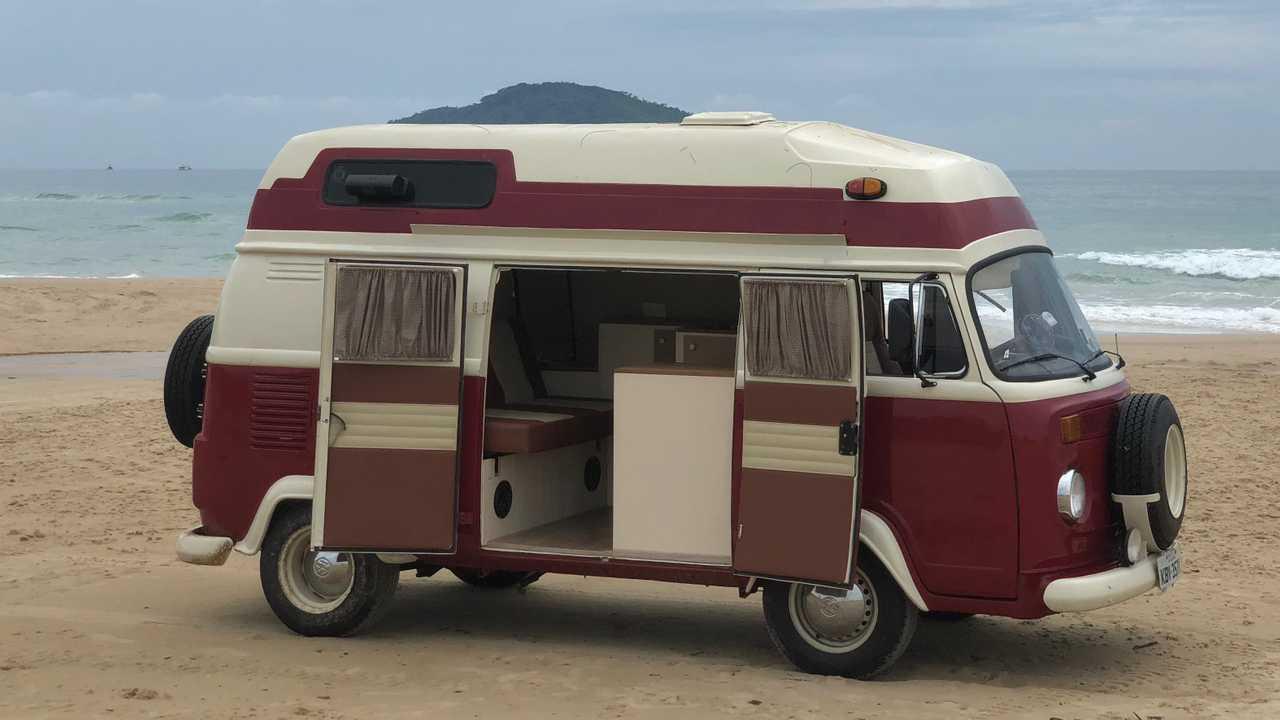 Custom Vw Kombi Camper Is A Classic Slice Of Vanlife You Can Buy
