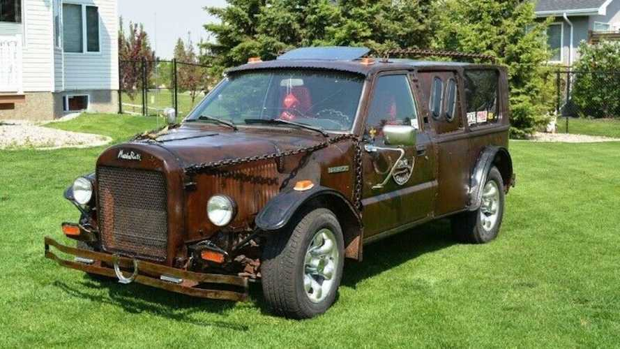 Mazdarati Is A Highly Unusual Mazda Truck Turned Hot Rod