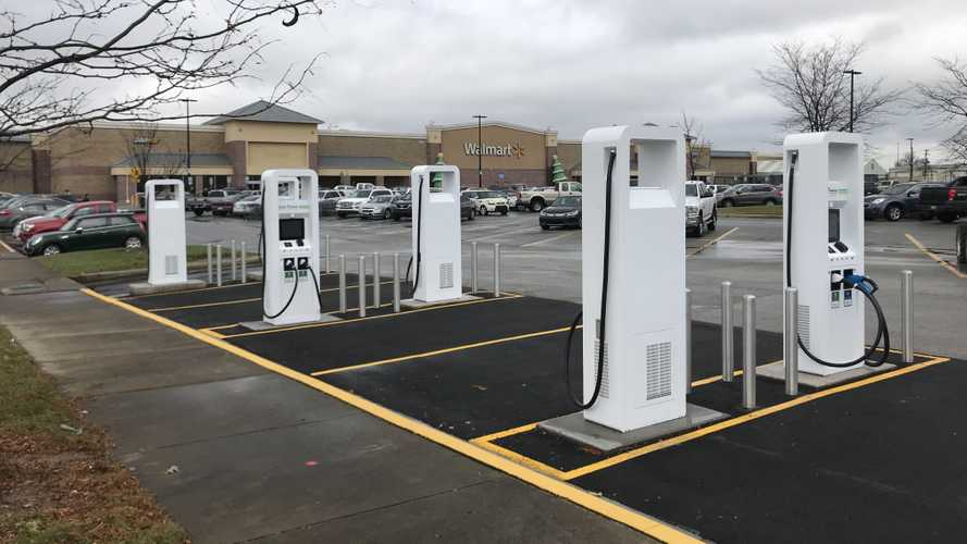 Electrify America & Walmart Installed Over 120 Charging Stations