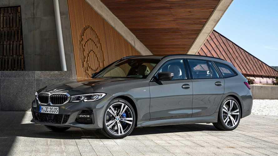 Nuova BMW Serie 3 Touring, più spazio alla sportività