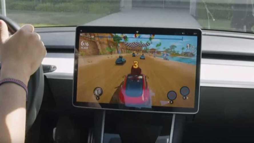 Les Tesla accueillent trois nouveaux jeux vidéo