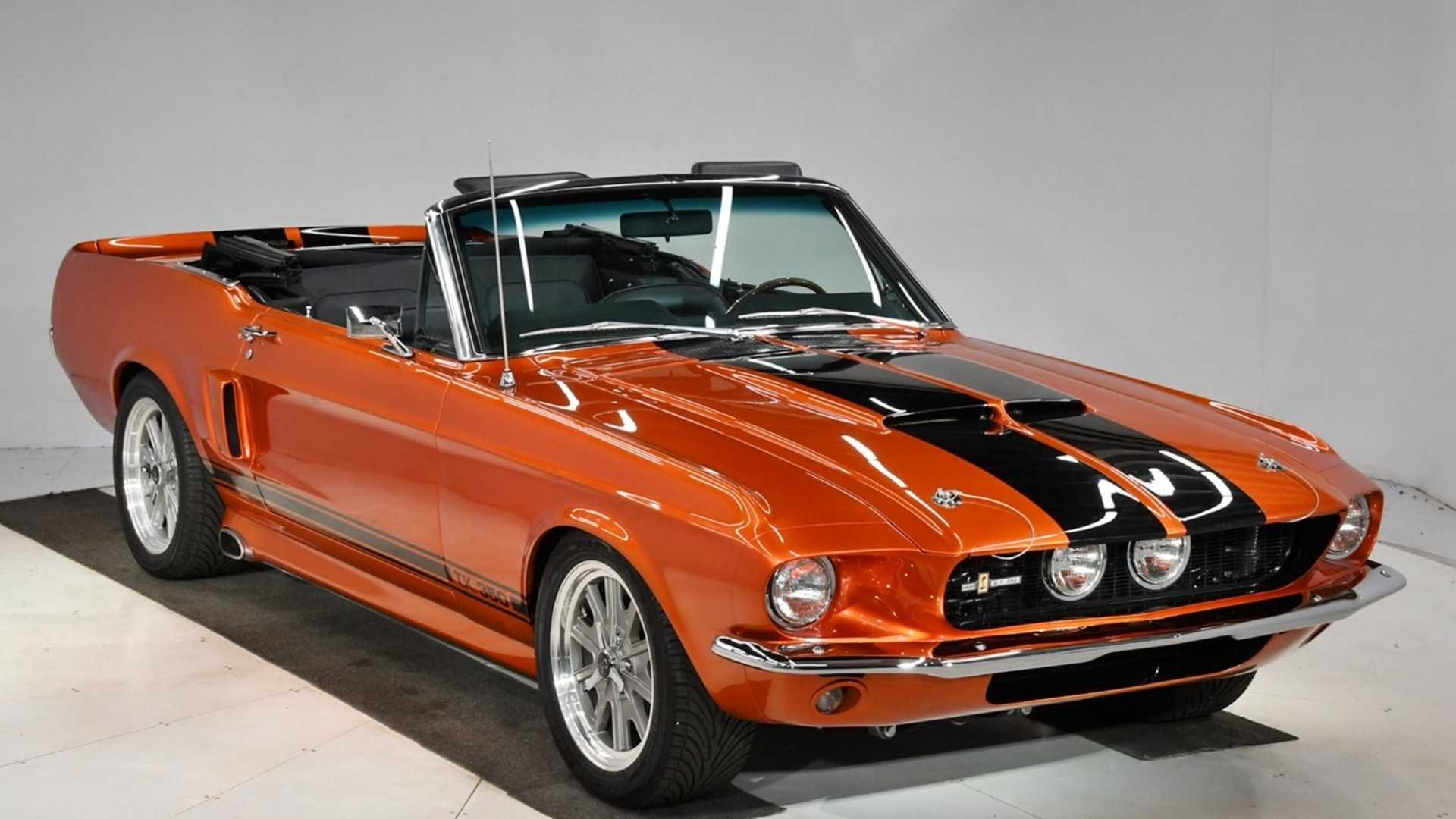 Ford Eleanor Mustang