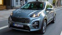 Kia Sportage: Diesel nun nur noch mit Mildhybrid-System