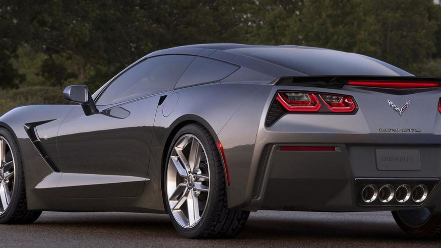 2014 Corvette Stingray ordering guide surfaces online