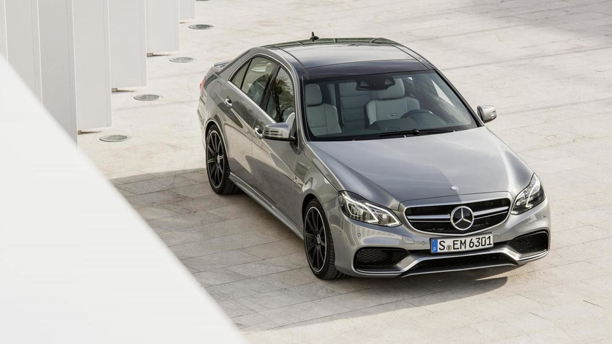 OFFICIAL: 2014 Mercedes-Benz E63 AMG revealed