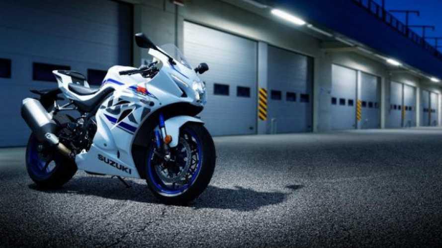 Suzuki Bike Back, nuovo finanziamento per tutta la gamma