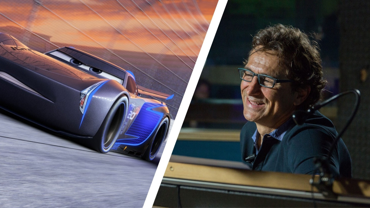 [Copertina] - Cars 3 rappresenta bene il mondo delle corse, parola di Zanardi