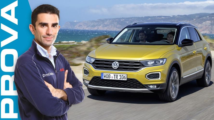 Volkswagen T-Roc, come va il SUV