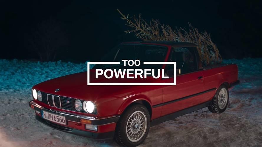 BMW M'den yeni yıl kutlaması