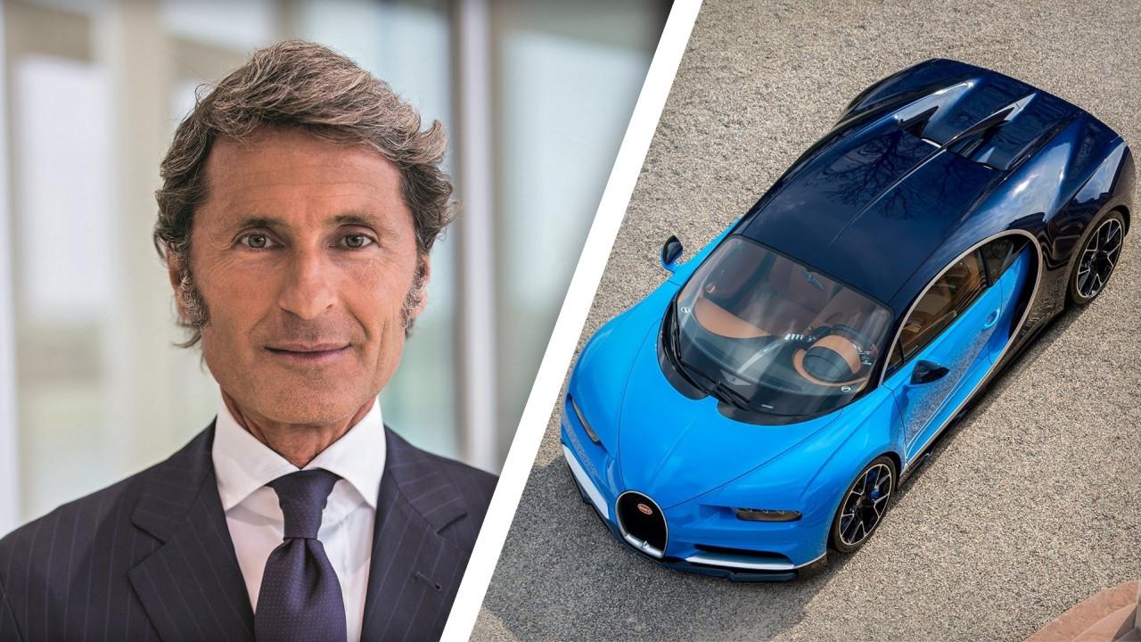 [Copertina] - Bugatti, Stephan Winkelmann sarà il nuovo presidente