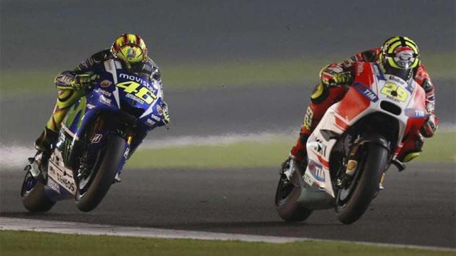 Rossi e Rosse di Maranello: 10 volte insieme... e Marchionne ringrazia!
